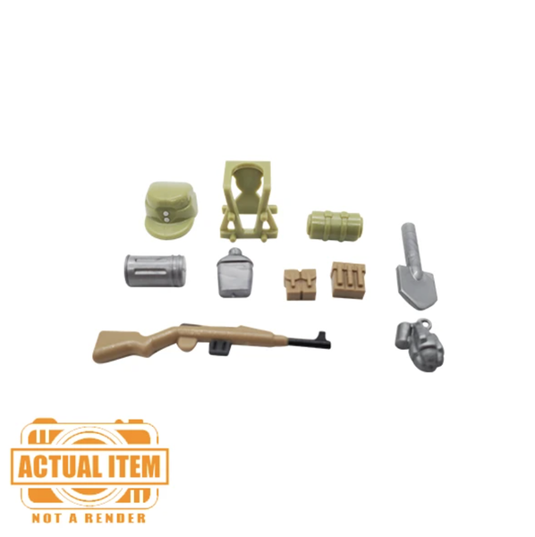 WW2 German Infantry Accessory Pack
