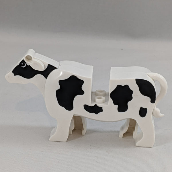 Lego-compatible Cow