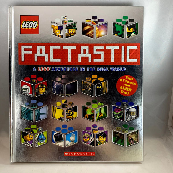 Factastic: A LEGO® Adventure in the Real World [USED]