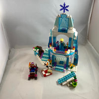 41062 Elsa's Sparkling Ice Castle [USED]