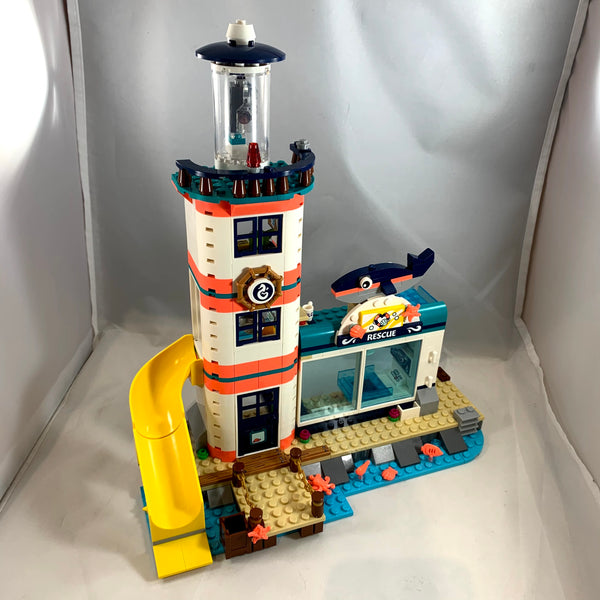 41380 Lighthouse Rescue Center [USED]