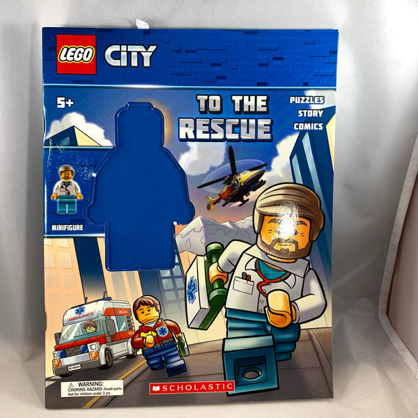 LEGO City To the Rescue [USED]