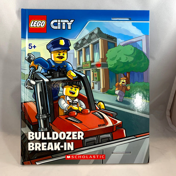 LEGO City Bulldozer Break-In [USED]