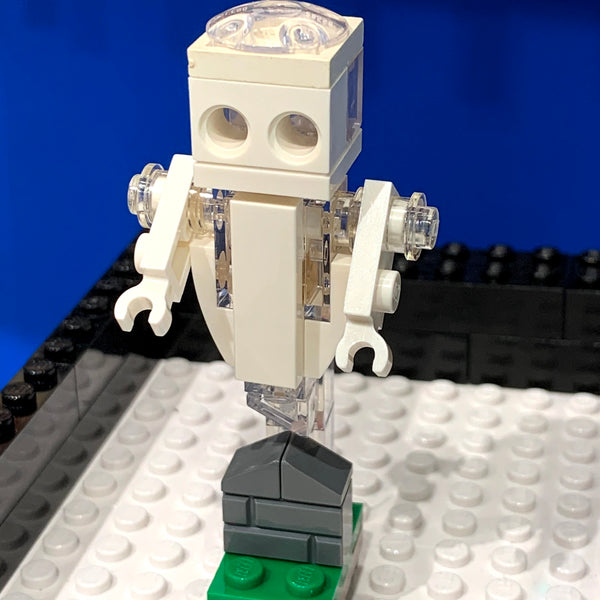 Ghost Custom LEGO® Kit