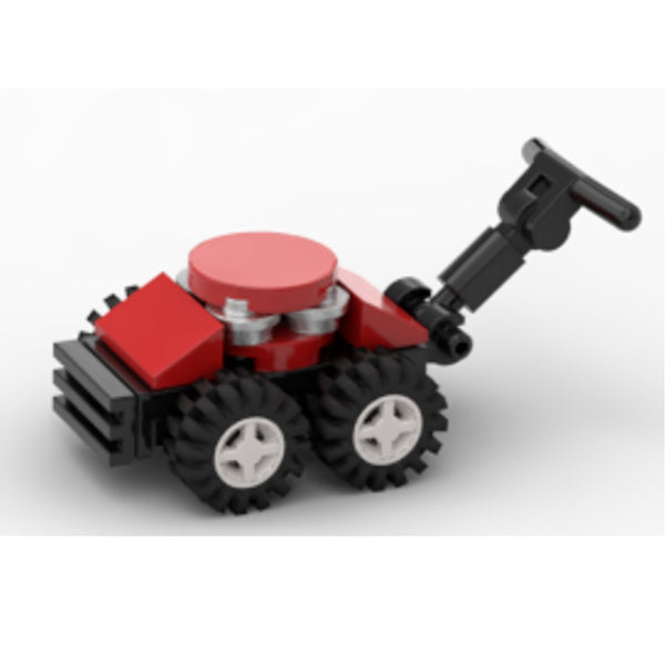 Lawnmower custom LEGO® kit
