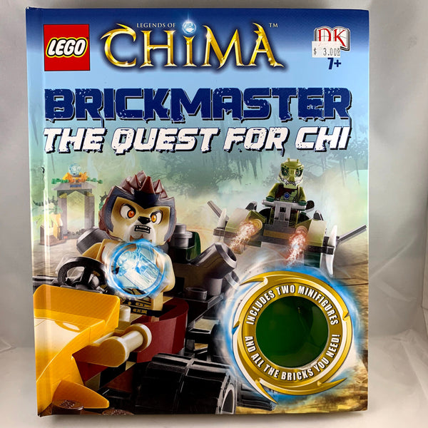 Legends of Chima Brickmaster The Quest for Chi [USED]