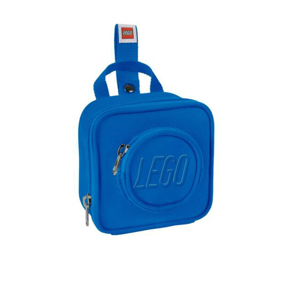Mini Backpack Blue
