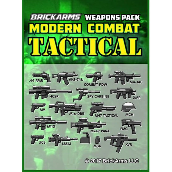 Modern Tactical Weapons Pack