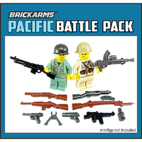 Pacific Weapons Pack