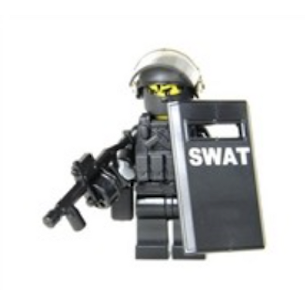 Riot Control Swat Police Officer