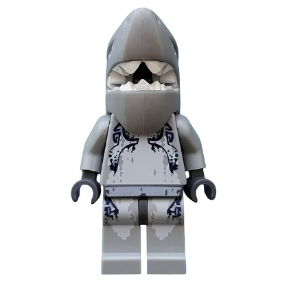 Atlantis  Shark Warrior