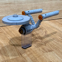 Starship custom LEGO® kit
