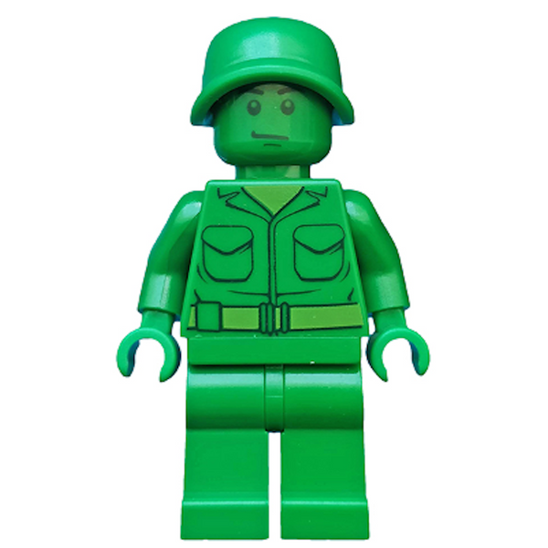 Green Army Man (select option)