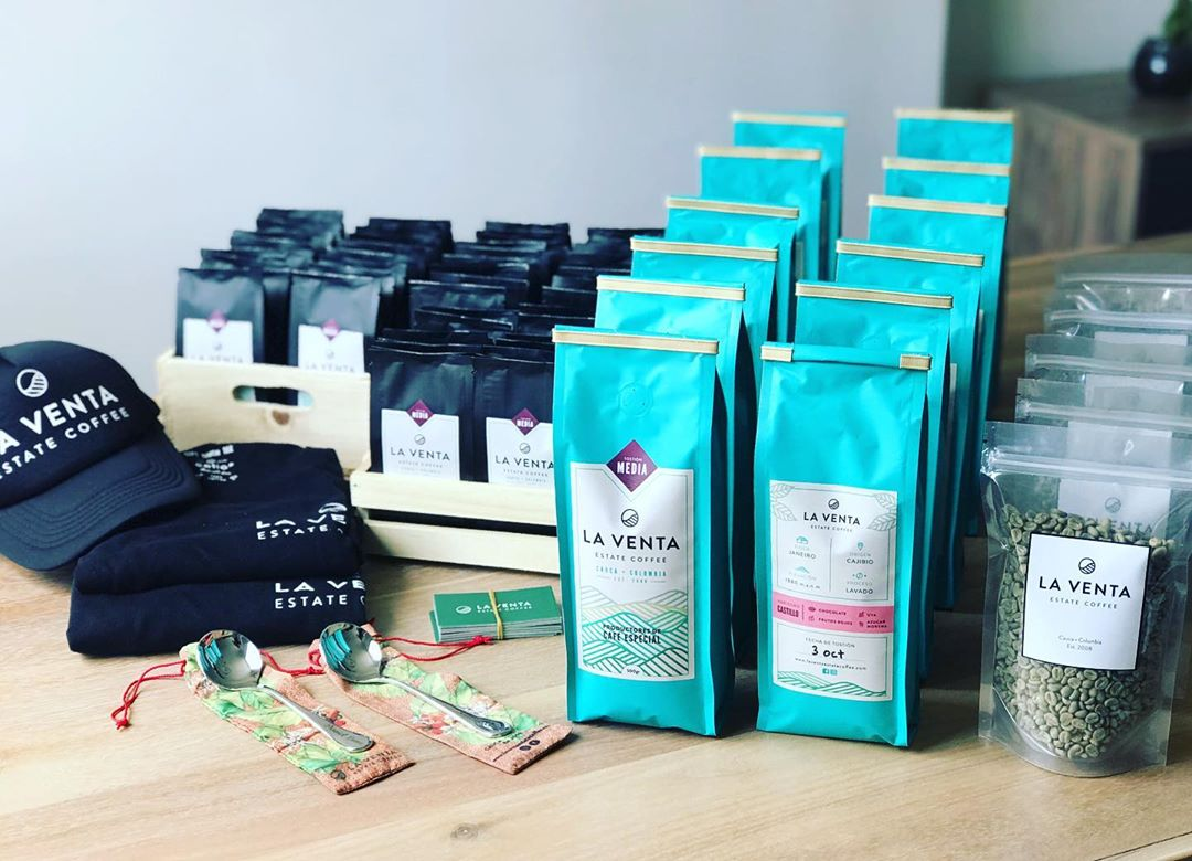 La Venta Coffee Products