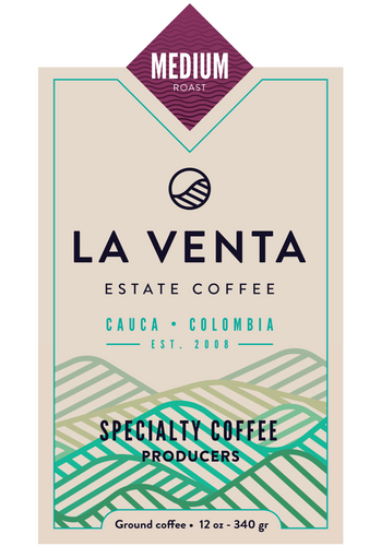 Colombian Specialty Coffee - Medium Ground Roast