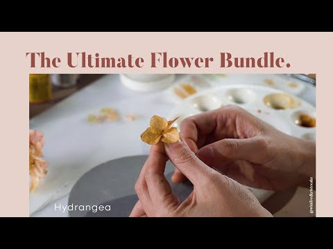 Wafer Paper: The Flower Bundle