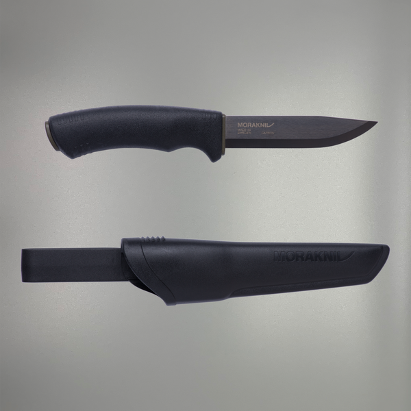 Morakniv Bushcraft Black