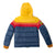 Campera Monster Cool Azul Junior