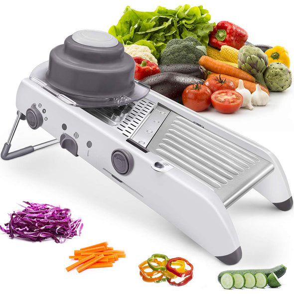 Smart Multifunctional Mandoline Slicer Easy To Use