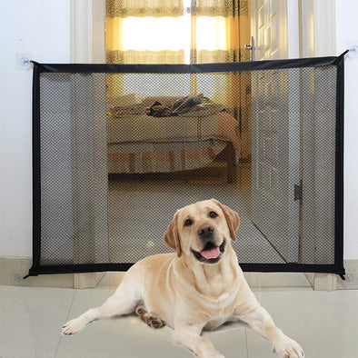 Magic Gate for Pets Portable & Safe