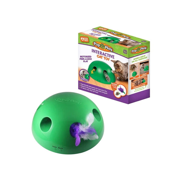 Pop N' Play Motion Cat Toy