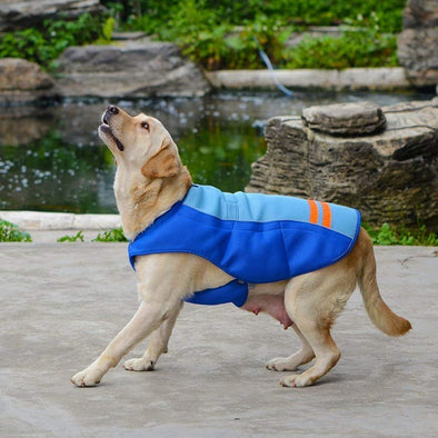 Dog Cooling Vest Harness Jacket with Adjustable Side Straps