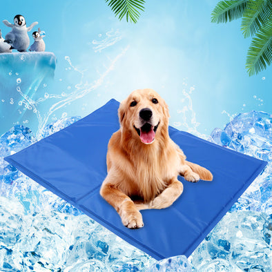 Pet Self Cooling Mat Pad for Kennels, Crates and Beds