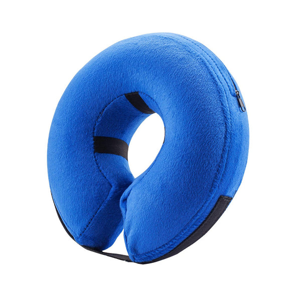 Protective Inflatable Recovery E-Collar for Pet