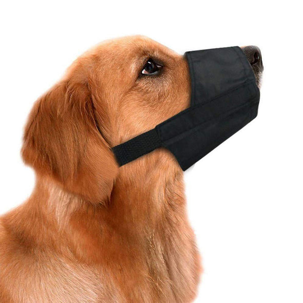 Dog Anti-Biting Muzzles Suit 7 Pack