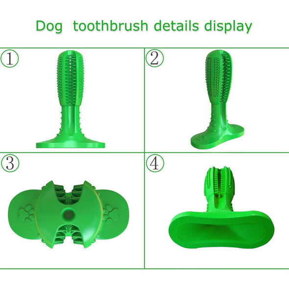 Dog Cleaning Toothbrush Dental Stick