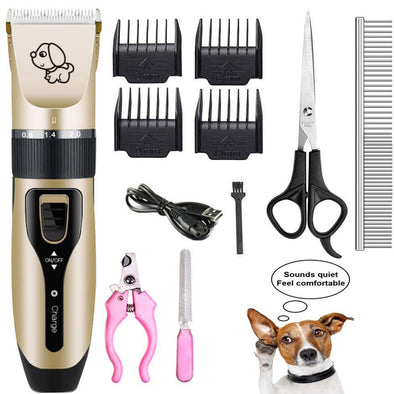 Charging Electric Pet Clippers Shaver