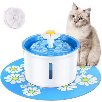 Automatic Pet 1.6L Water Fountain Dispenser