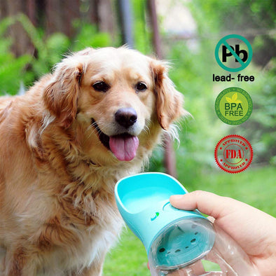 Portable Pet Water Drinking Cup