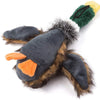Mallard Duck Squeaky Plush Chew Toy for Dog