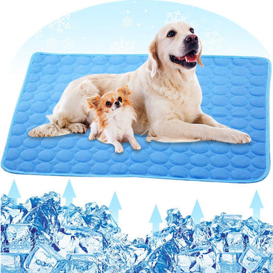 Pet Cooling Mat Ideal for Home & Travel