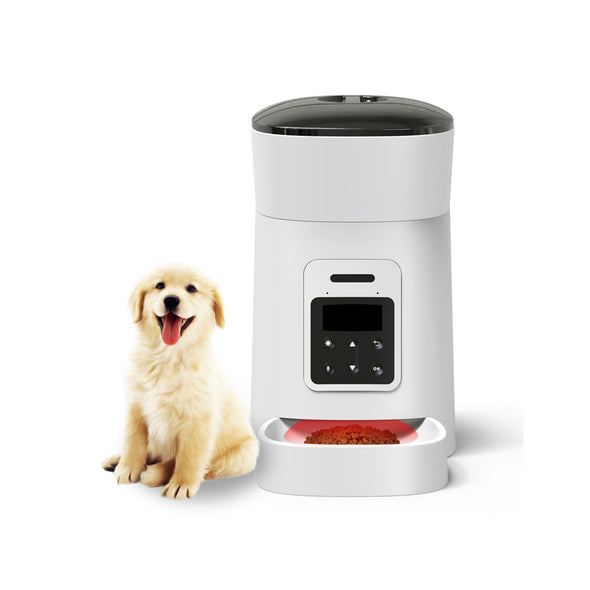 4L Automatic Pet Feeder Food Dispenser