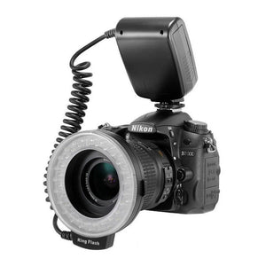 Prima Attachable Macro LED Flash