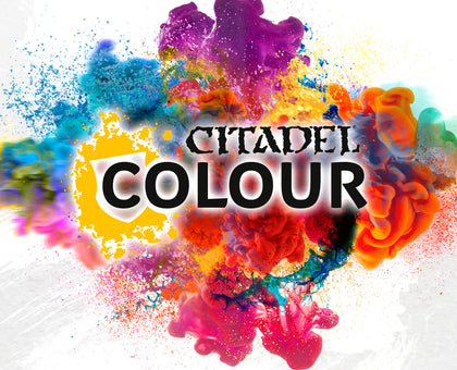 All Citadel Paints