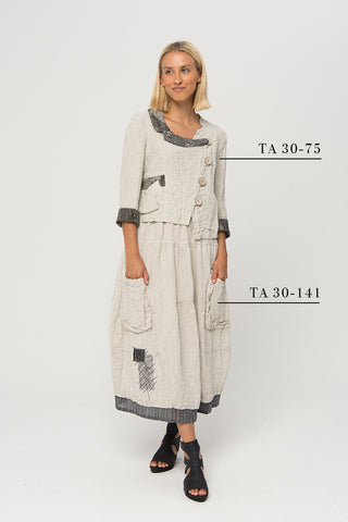 LINEN SKIRT - ONE LEFT!