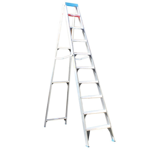 ValuStep Industrial Aluminium Step Ladder