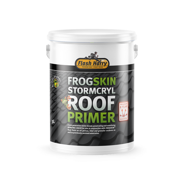FLASH HARRY FROGSKIN - STORMCRYL PRIMER 5L