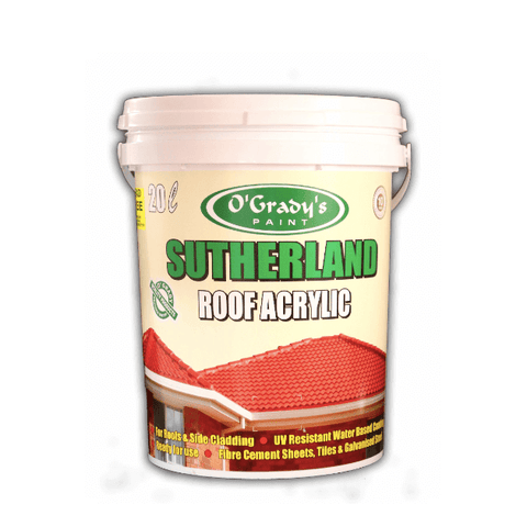 O'Grady's SUTHERLAND ROOF PAINT