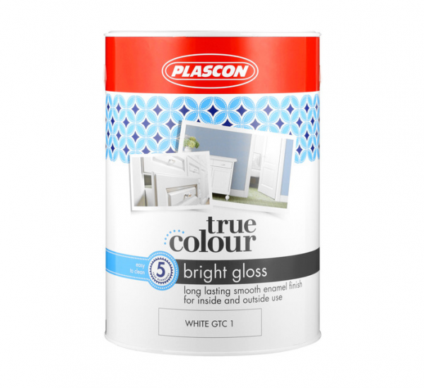 Plascon True Colour Bright Gloss
