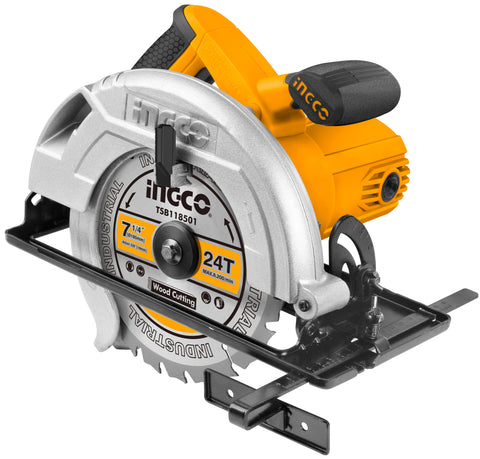 Ingco Circular Saw 1400W - 185mm