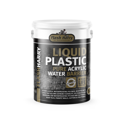 FLASH HARRY LIQUID PLASTIC - WATER BARRIER