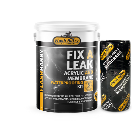 FLASH HARRY FIX-A-LEAK KIT 10M