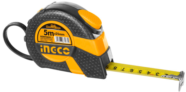 INGCO MEASURING TAPE R/CASE