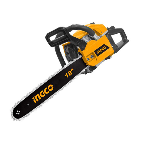 INGCO GASOLINE CHAIN SAW-46cc
