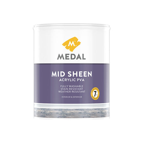 Medal Mid Sheen Acrylic