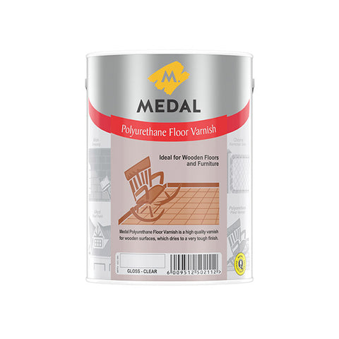 Medal Polyurethane Floor Varnish